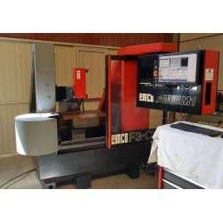 Fresadora Emco CNC F3...