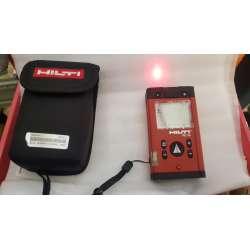 Medidor distancia Hilti PD30